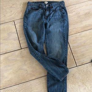J Crew jeans